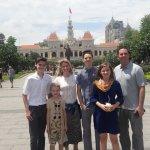 PRT Lotus- City Tour- The City Hall