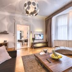 Photo de Residence Brehova - Prague City Apartments