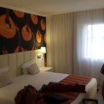Masa Hotel Almirante Foto