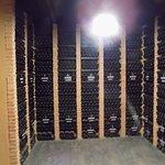 Vintage bottles of Port