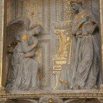 Gabriel with Virgin Mary