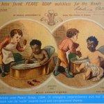 poster over zeepgebruik