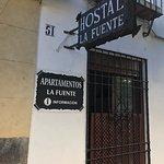 Foto de Hostal La Fuente