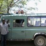 On safari with OTA