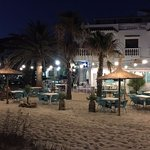 Cataleya Zahara de noche