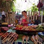 Best papaya salad and bbq in Luang Prabang.