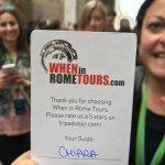 Foto de When In Rome Tours