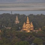 Photo of Balloons over Bagan