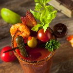 Our signature cocktail the Bloody Mary