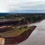 Panorama do Rio Paraná