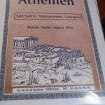 Photo de Souvlaki Athenien