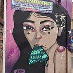 Bogota Graffiti Tour Foto
