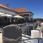 Terrace at Dick's Bar
