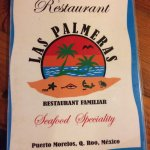 Do not get confused with 'Las Palmeras' in Puerto Morelos facing dawn from same street name! See