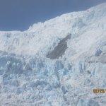 Glacier Closeup