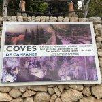 Foto de Coves de Campanet