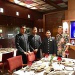 With Himanshu Mishra, Kunal Mondal & Dinesh Bawari