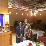 With Hostess Priyanka Tiwari