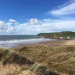 Great resort for all ages. Saunton Sands Golf Club just down the road!