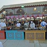 Ramadan open buffet
