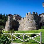 Beautiful castle with the best wine I've ever tasted. Number one must try winery in napa valley