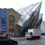 Old meets modern at the ROM