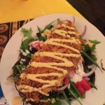 Sweet Potato Crusted Grouper at the Food Shack, Jupiter, FL