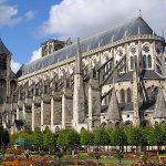 Cathédrale St Etienne de Bourges