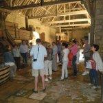 visite du musé du Clos Vougeot