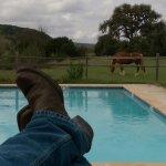 Photo de Hill Country Equestrian Lodge