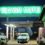 Wigwam Motel-billede