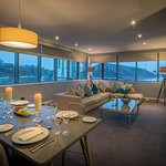 Penthouse Suite offers views of the River Suir