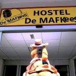 Foto de Hostel De Mafkees