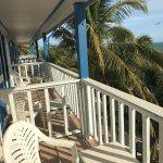 4th floor balcony