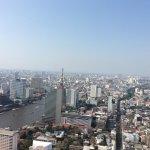 Belle vue de bangkok