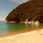 Bark Bay beach