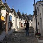 Photo de I Trulli di Alberobello - World Heritage Site