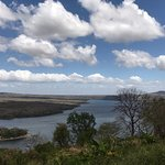 Beautiful views of Laguna Masaya from the hacienda