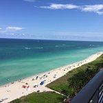 16th Floor balcony view