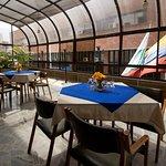 """""""Restaurante Oro"""" de Gran Hotel Medellin"""