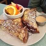 French Toast Monte Cristo