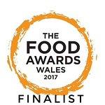 Food award Wales 2017 finalist