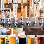 Award Winning Beers brewed on premise.