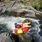 The river tubing adventure