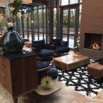 Lounge van Restaurant Mezger