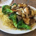 House special chow mein.