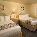 Villa Suite Queen Queen Room