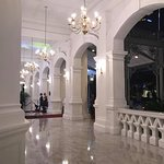 Well polished Raffles Hotel