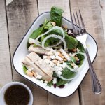 Spinach Salad -side