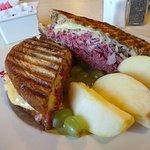 Reuben sandwich!